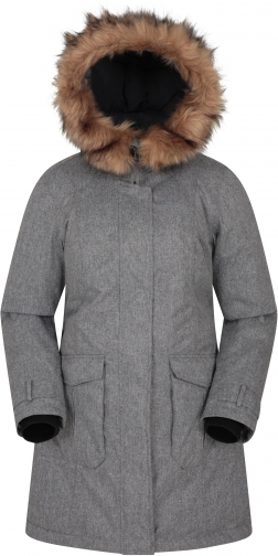 Mountain Warehouse Aurora Womens Down - Grey Jacket