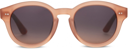 Toms Bellevue Blush With Navy Pink Gradient Lens Sunglasses