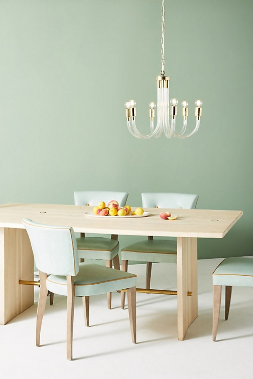 Anthropologie Danehill Dining Table - Beige Accessorie
