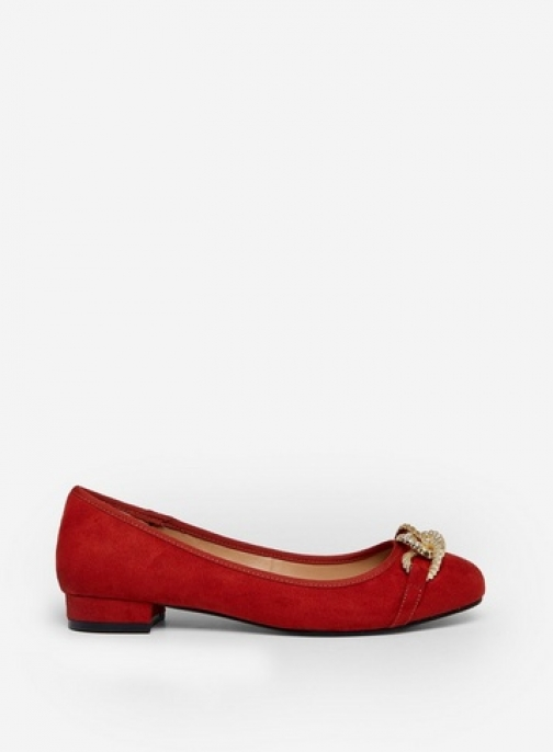 Dorothy Perkins Rust 'Porto' Pumps