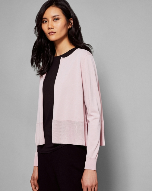 Ted Baker Pleated Back Cardigan