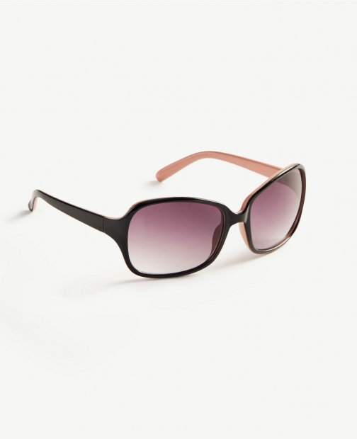 Ann Taylor Two Tone Wrap Sunglasses