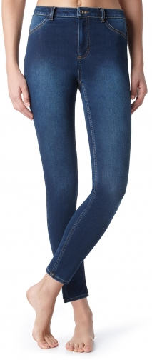 Calzedonia - Slim-Fit Sexy , XS, Blue, Women Jeans