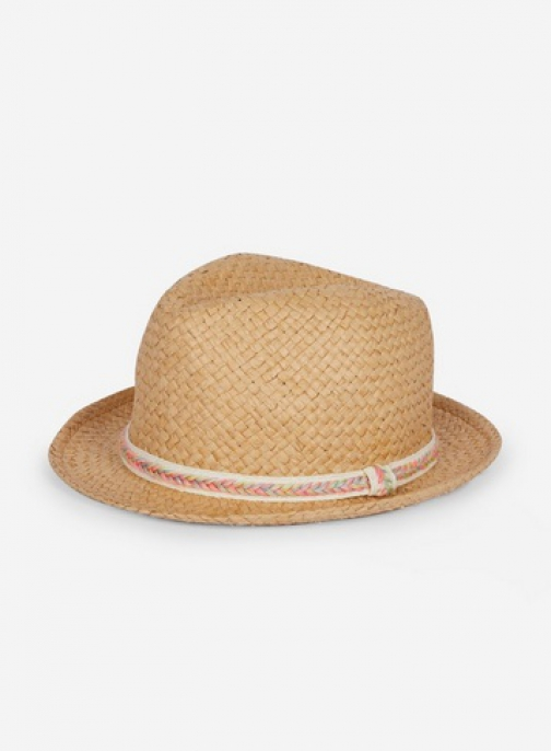 Dorothy Perkins Natural Trilby Hat
