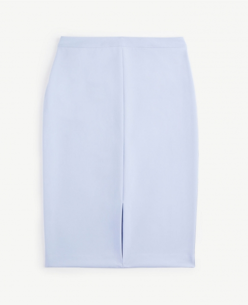 Ann Taylor Curvy Front Slit Pencil Skirt