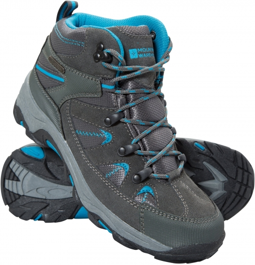 Mountain Warehouse Rapid Womens Waterproof - Teal Boot
