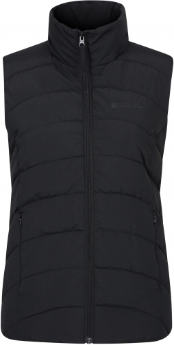 Mountain Warehouse Opal Womens Padded - Black Gilet