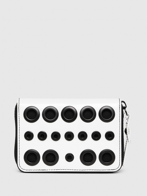 Diesel Small PS679 - White Wallet