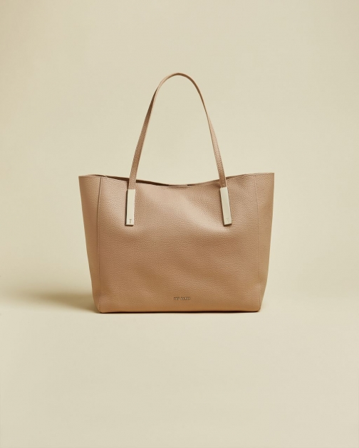 Ted Baker Leather Bag Tote