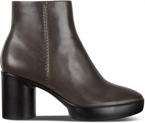 Ecco Shape Sculpted Motion 55 Size 4-4.5 Wild Dove Boot