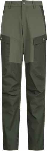 Mountain Warehouse Expedition Hybrid Womens Trousers - Regular Length - Green Trouser