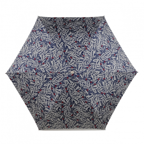Radley Dash Leaf Telescopic Mini Umbrella