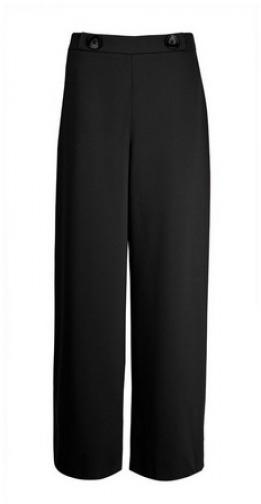 Dorothy Perkins Black Wide Leg Trouser