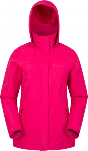 Mountain Warehouse Cambridge Womens Waterproof - Pink Jacket