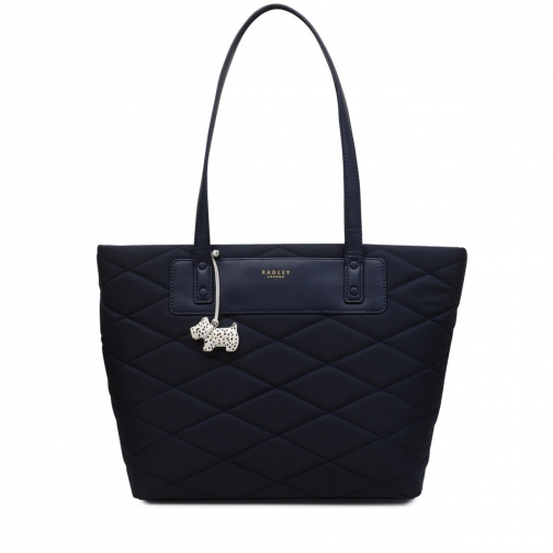 Oasis London Charleston Medium Zip-Top Bag Tote