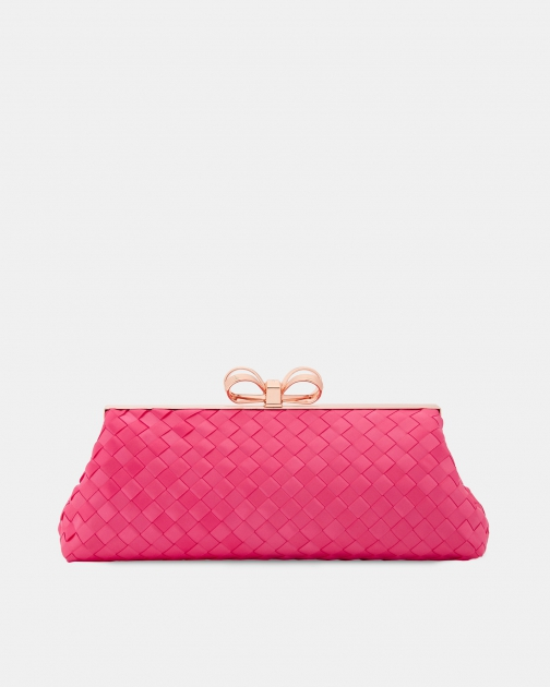 Ted Baker Woven Bag Clutch