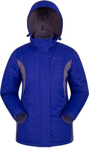 Mountain Warehouse Moon Womens Ski - Blue Jacket