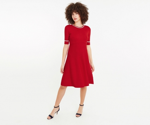Oasis Rosie Knitted Dress