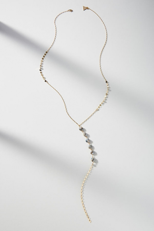Anthropologie Nika Y- Necklace