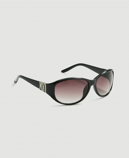 Ann Taylor Factory Rounded Wrap Sunglasses