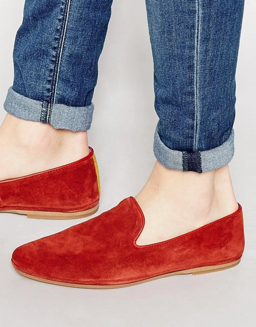 House Of Hounds Ashby Suede Dress Slipper