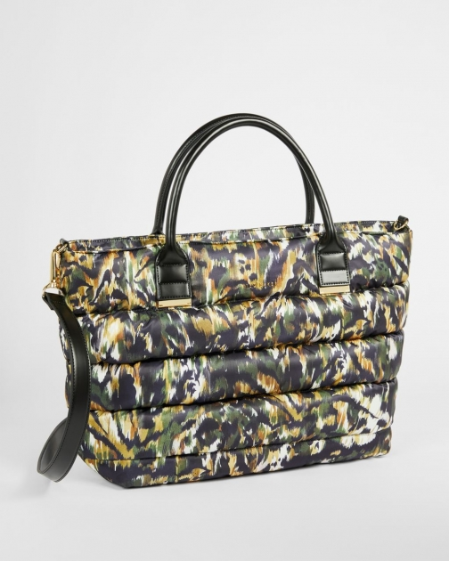 Ted Baker Urban Puffer Nylon Large Tote