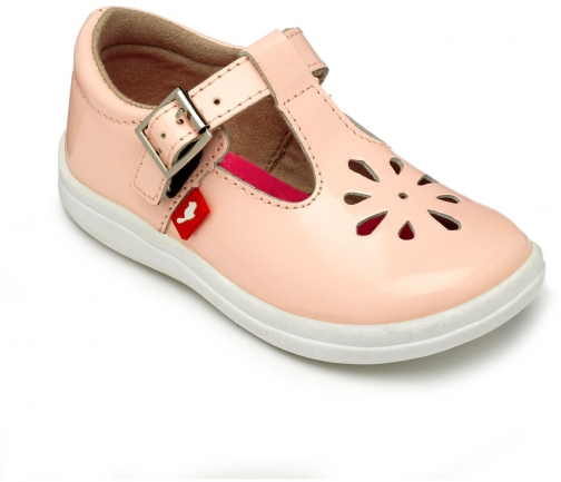 House Of Fraser Chipmunks Girls Trixie Leather Shoes