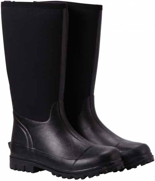 Mountain Warehouse Mucker Womens Neoprene Long - Black Boot