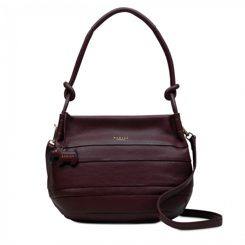 Oasis London Wren Street Medium Zip-Top Bag Tote