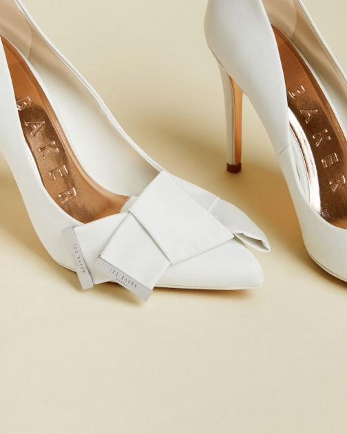 Ted Baker Satin Bow Detail Court