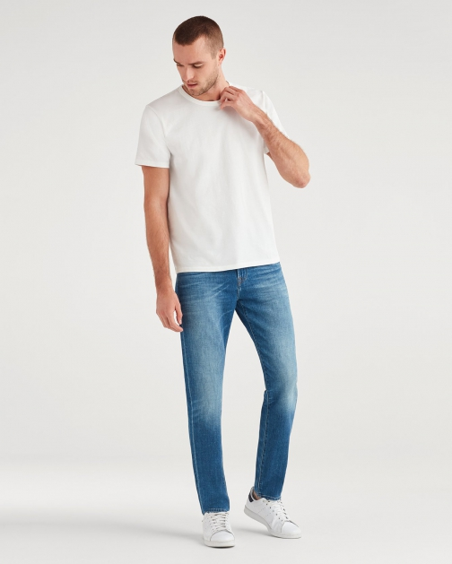 7 For All Mankind Men's Series 7 Skinny Ryley With Clean Pocket Aficionado Trouser