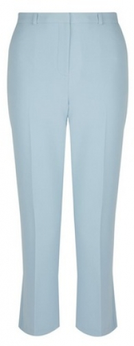 Dorothy Perkins Ice Blue Kick Flare Trousers Trouser