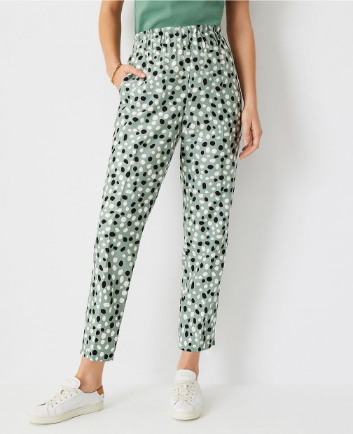 Ann Taylor The Easy Ankle Pant Trouser