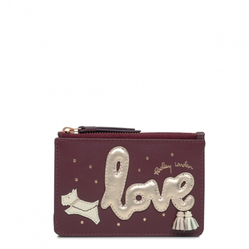 Oasis London Love Is The Air Small Card Holder