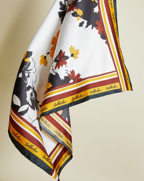 Ted Baker Savanna Silk Square Scarf