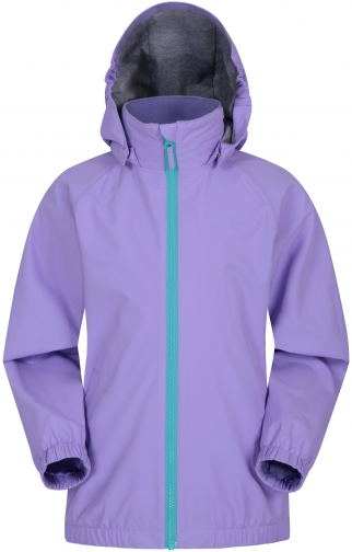 Mountain Warehouse Clove Kids - Purple Bomber Jacket