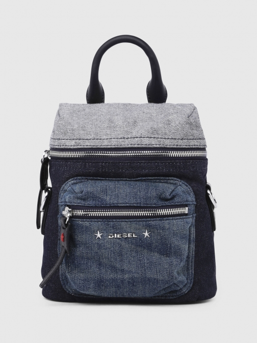 Diesel P0320 - Blue Backpack
