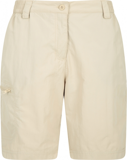 Mountain Warehouse Navigator Anti-Mosquito Womens - Beige Short