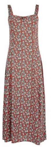 Dorothy Perkins Tall Multi Colour Ditsy Print Camisole Dress