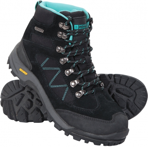 Mountain Warehouse Storm Womens Waterproof - Black Boot