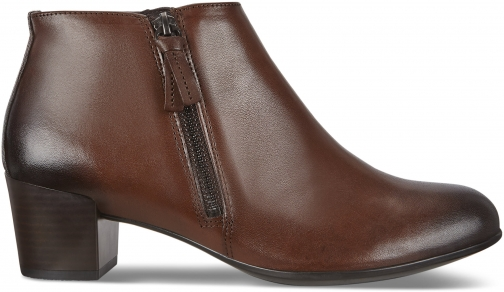 Ecco Shape M 35 Size 4/4.5 Bison Ankle Boot