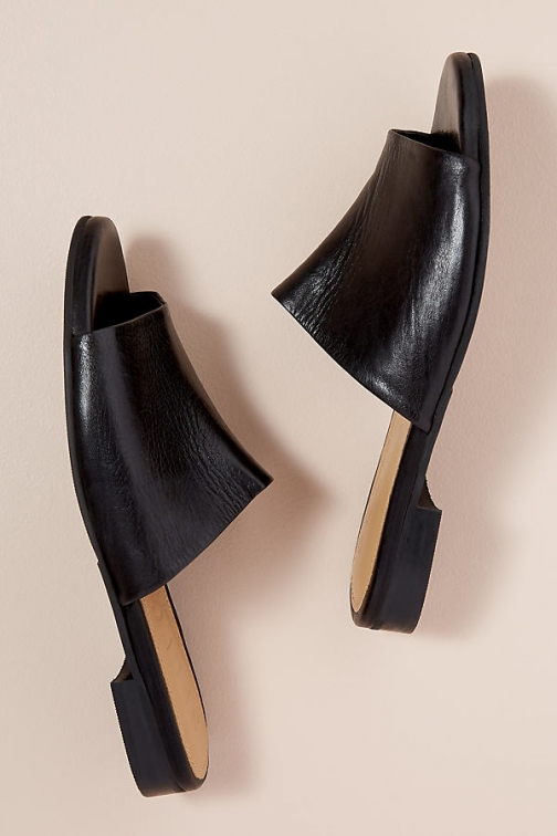 Selected Femme Amanda Slide-On Flats