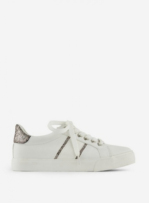 Dorothy Perkins White 'Icarus' Trainer