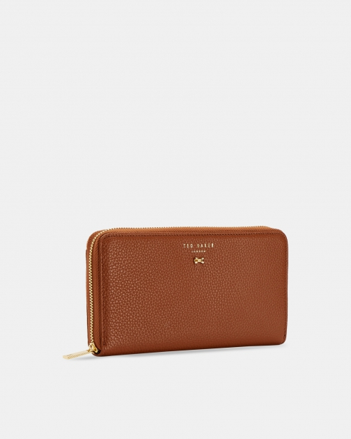 Ted Baker Textured Leather Purse