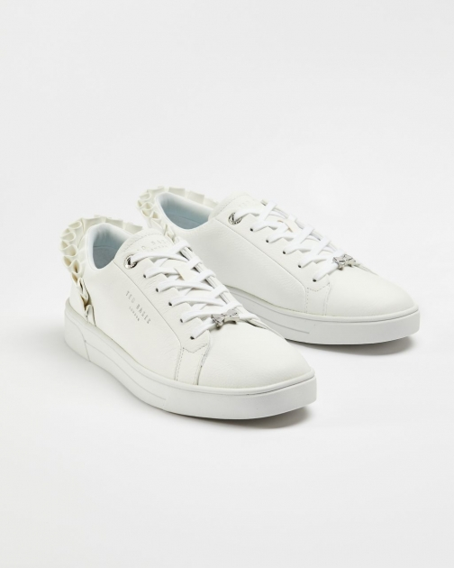 Ted Baker Ruffle Detail Trainer