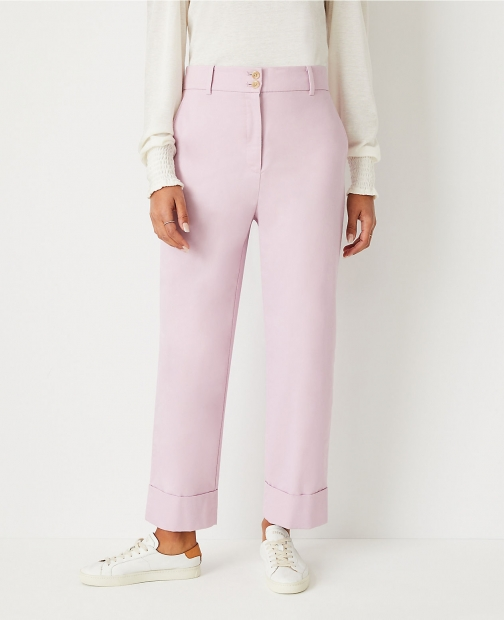 Ann Taylor The Easy Pant - Curvy Fit Chino