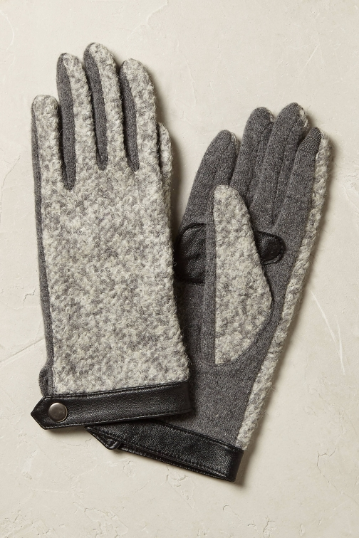 Anthropologie Boucle Glove