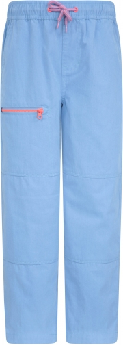 Mountain Warehouse Adventure Kids Trousers - Blue Trouser