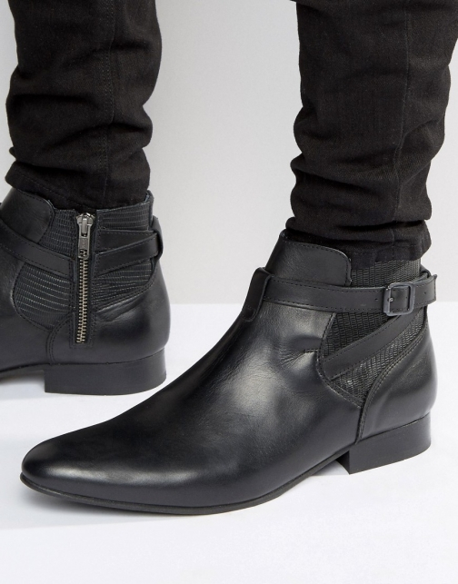 House Of Hounds Albion Leather Jodphur Boot