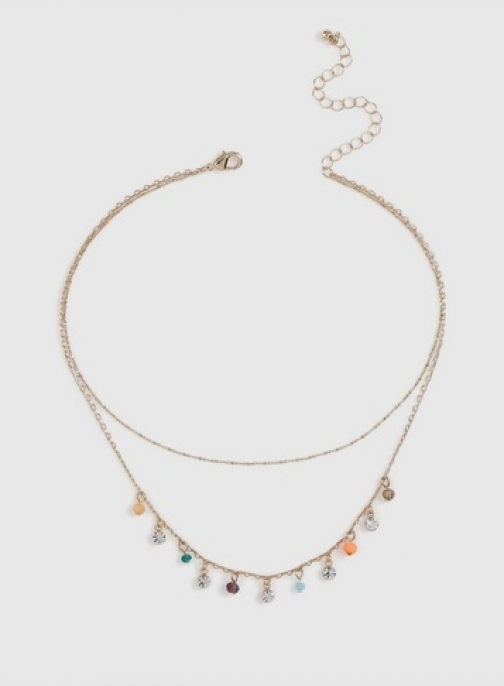 Dorothy Perkins Multi-Colour Drop Chokers